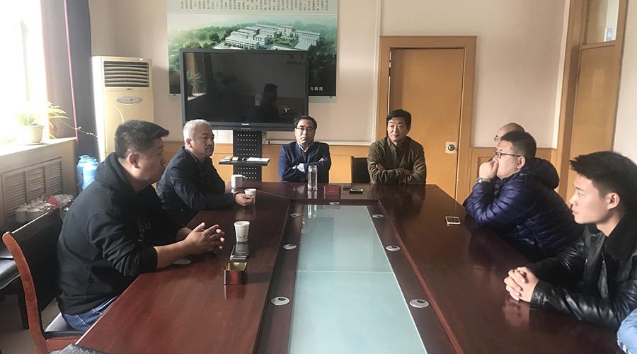 乐达教育集团组织教师赴河北平山古月中学进行考察研讨